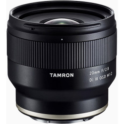 Tamron 20mm f/2.8 Di III OSD M1:2 p/ Sony E