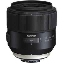 Tamron AF SP 85mm f/1.8 Di VC USD p/ Nikon