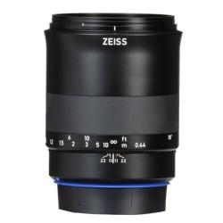 Zeiss Milvus 100mm f/2 Macro p/ Canon EF