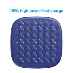 Baseus Carregador Wireless BV 10W Blue (WXBV-03)