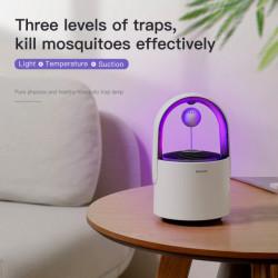 Baseus Lâmpada Anti Mosquito Star White (ACMWD-AHX02)