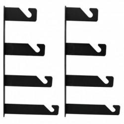 Caruba Kit de Fixação com Desenroladores p/ 4 Fundos