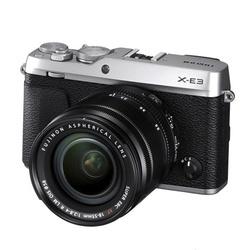 Fujifilm X-E3 + XF 18-55mm Prata
