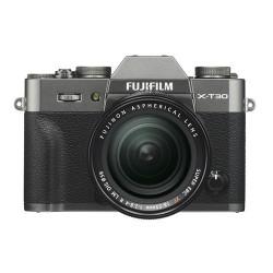 Fujifilm X-T30 Charcoal Silver + XC15-45mm