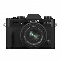 Fujifilm X-T30 II + XF 15-45mm Black