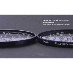 Hoya Filtro Polarizador Fusion Antistatic 72mm