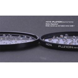 Hoya Filtro Polarizador Fusion Antistatic 82mm