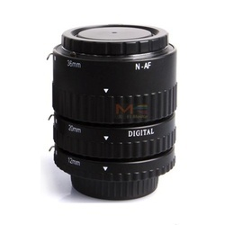 Meike Tubos de Extensão Automáticos p/ Nikon Eco.
