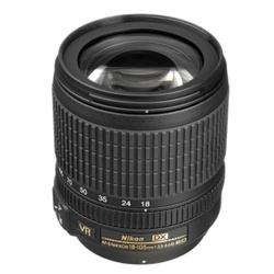 Nikkor AF-S DX 18-105mm f/3,5-5,6G ED VR