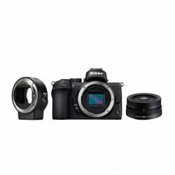 Nikon Kit Z50 + 16-50 DX VR + Adaptador FTZ