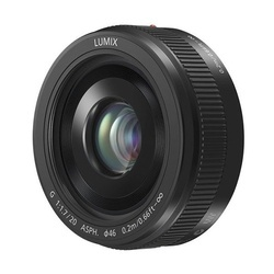 Panasonic Lumix G 20mm f/1.7 II