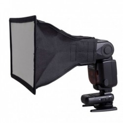 Phottix Softbox p/ Flash Compacto 22x16cm