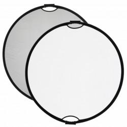 Quadralite Refletor Dobrável c/ PUNHO 2 em 1 - 110cm