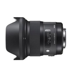 Sigma 24mm f/1.4 ART DG HSM p/ Canon