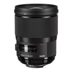 Sigma 28mm f/1.4 ART DG HSM p/ Nikon