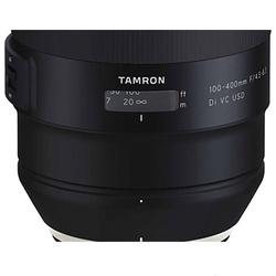 Tamron 100-400mm f/4.5-6.3 Di VC USD p/ Canon