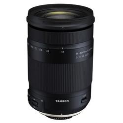 Tamron 18-400mm f/3.5-6.3 Di II VC HLD p/ Canon