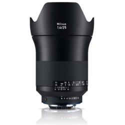 Zeiss Milvus 25mm f/1.4 p/ Nikon F