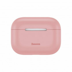 Baseus Airpods Pro case Super Thin Silica Gel Pink (WIAPPOD-ABZ04)