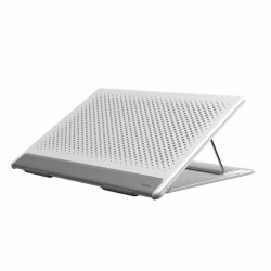Baseus MacBook e Laptop Suporte Portátil Lets Go Mesh White/Gray (SUDD-2G)