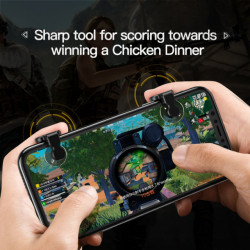 Baseus Red-Dot Mobile Game Scoring Transparente (ACHDCJ-02)