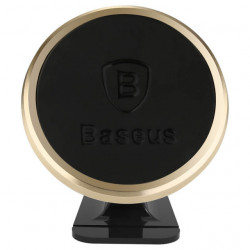 Baseus Suporte Magnético 360° Luxury Gold (SUGENT-NT0V)