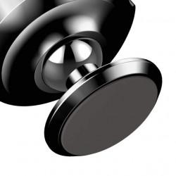 Baseus Suporte Magnético Tipo Vertical Small Ears Black (SUER-B01)
