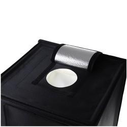 Caruba Cubo de Luz c/ Iluminação Led 70x70x70cm
