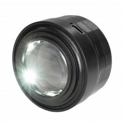 Caruba Lupa p/ Sensor 7X c/ LEDs