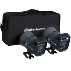 Elinchrom Kit Flash Compacto ELC 125/125 TTL