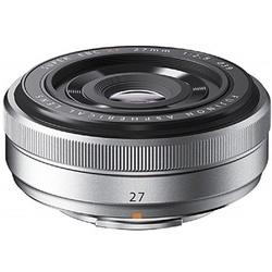 Fujinon XF 27mm f/2.8 R Prata
