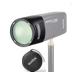 Godox Flash de Cabeça Redonda para AD200