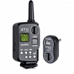 Godox Kit Disparador Wireless XT-16