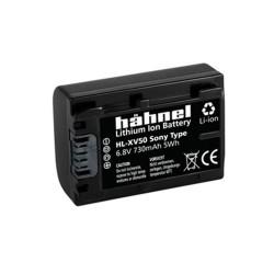 Hahnel Bateria Litio HL-XV50 Sony V Video