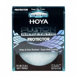 Hoya Filtro Protector Fusion Antistatic 58mm