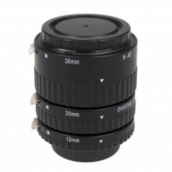 Meike Tubos de Extensão Automáticos p/ Canon Eco.
