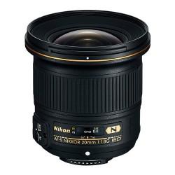 Nikkor AF-S 20mm f/1.8G