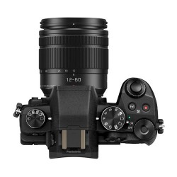 Panasonic Lumix G80+12-60mm+45-200mm