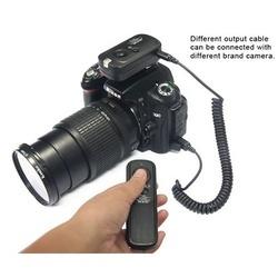 Pixel Disparador s/ Fios Oppilas RW-221/DC0 p/ Nikon (MC-30)