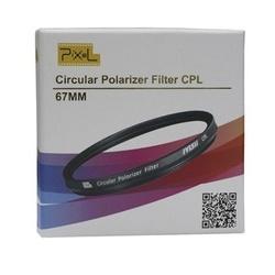 Pixel Filtro Circular Polarizador CPL 72mm