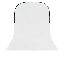 StudioKing Fundo Dobrável Branco (BBT-01) 150x400cm