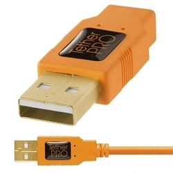 Tether Tools Cabo USB 2.0 Macho A / Mini-B 8 Pin - 4,6mt