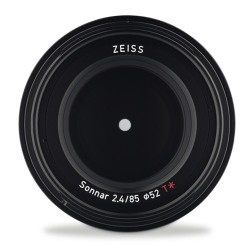 Zeiss Loxia 85mm f/2.4 p/ Sony E