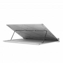 Baseus MacBook e Laptop Suporte Portátil Lets Go Mesh White/Gray (SUDD-2G)