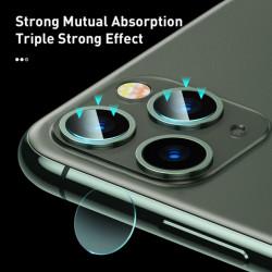 Baseus Vidro p/ Lentes iPhone 11 Transparente 0.15mm (SGAPIPH61S-JT02)