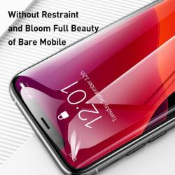 Baseus vidro temperado p/ iPhone 11 Full-Screen 0.3mm 2Pcs Black (SGAPIPH61S-KC01)
