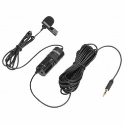 Boya Microfone de Lapela (BY-M1 Pro)