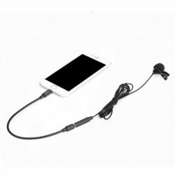 Boya Microfone de Lapela Digital Lavalier IOS (BY-M2)