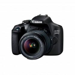 Canon EOS 2000D 18-55 STM VUK + Bolsa SB130BK + Cartão 16GB