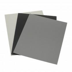 Caruba Cartão de Calibragem DGC-3 20X25cm (Branco, Cinzento e Preto)